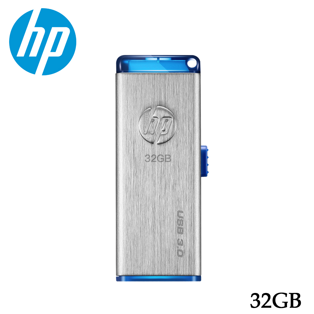 HP USB 3.0 Waterproof metal usb Flash Drive 32GB Flash Disk 64GB 128GB Pen Drive Pendrive Memory Stick Storage Flashdrive U Disk