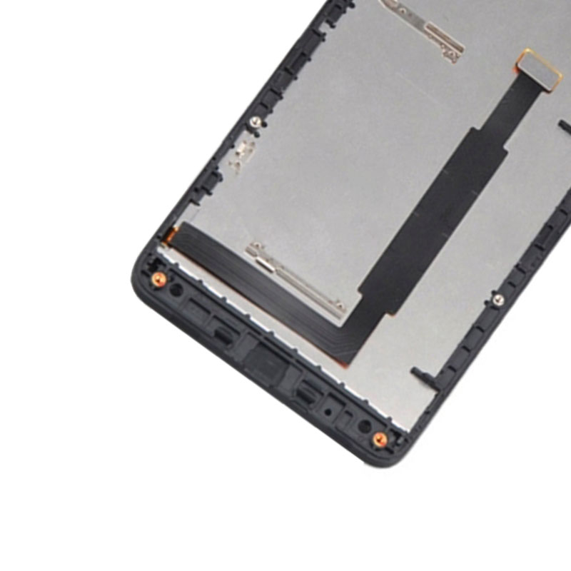 LCD Display For Nokia Microsoft Lumia 625 Touch Screen Digitizer Full Assembly Replacement Parts Black With Frame 4.7 Inch