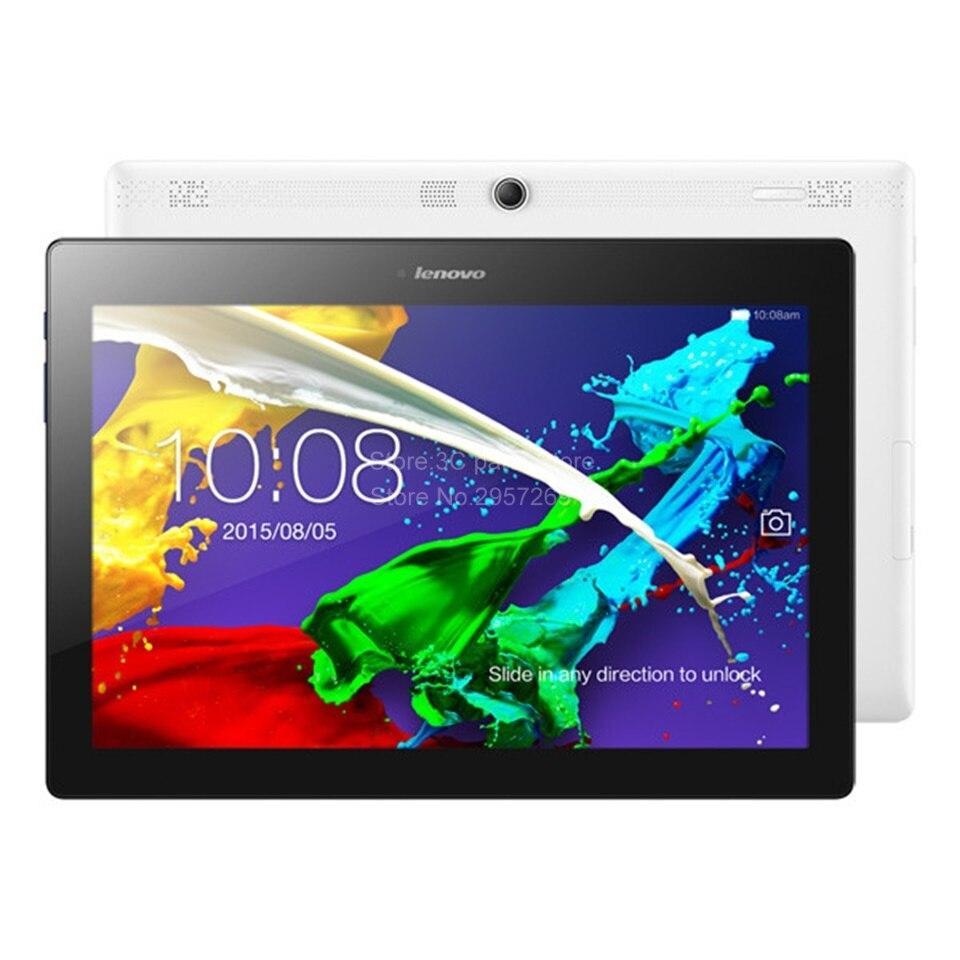 Original Lenovo tab 2 A10-70LC LTE  2G RAM 16G Rom MTK8732 1.7GHz 64 bit 4 core  IPS HD 10 inch 5MP 8MP 7000mAh tablet pc