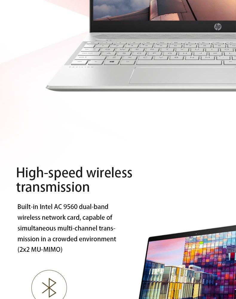 HP 10th Generation STAR 15-cs3091TX 15.6 inch laptop i5-1035G1 Geforce MX250(2GB) 16GB RAM PCI-E 1TB SSD Windows 10 Notebook