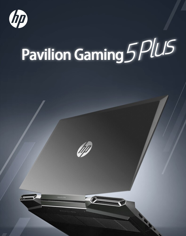 HP Pavilion Gaming5 Plus 17.3 inch laptop i7-9750H GTX 1660Ti Max-Q(6GB) 32GB RAM PCI-E 512GB +1TB SSD Windows 10 Notebook