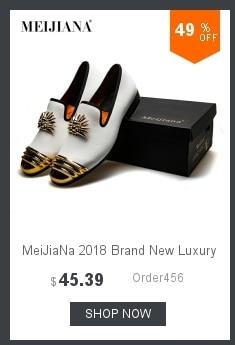 MEIJIANA 2019 Genuine Leather Pumps Round Toe Low Heels Women Pumps Wedding With Buckle Handmade Comfort