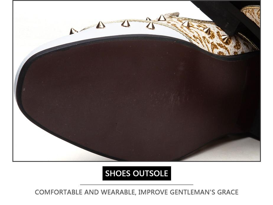 MEIJIANA Men Loafers Black Dress Shoes Men Stylish Night Club Shoes Driving Shoes