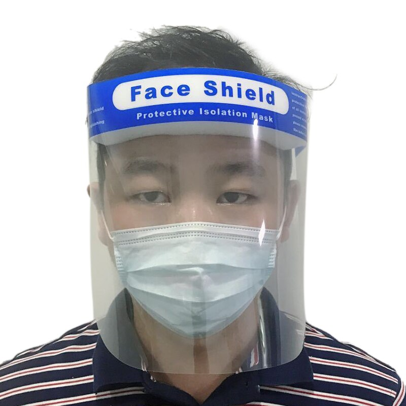 Full Face Protective Mask Antivirus Conora Virus Anti-Fog Spray Prevention COVID-19 Protective Respirator for Outdoor Working