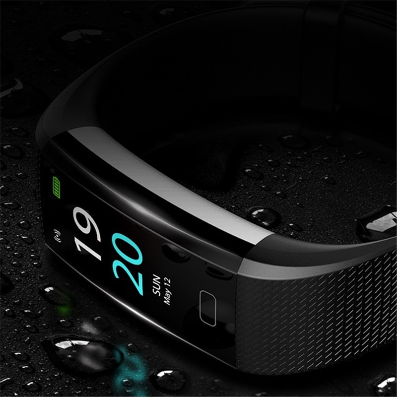 Blood oxygen measurement Monitor Smart Wristband Oxymeter Pulse Oximeter Promptly remind your health oximeter sports watch