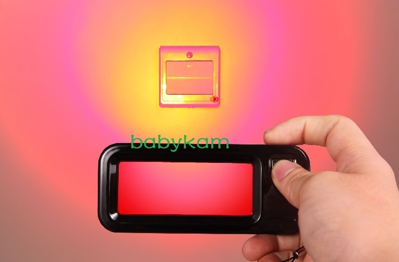 2020 Newest hidden camera wifi anti-spy scanner detector hidden mini camera spy camera candid camera finder with 12 LEDs Lights