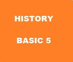 History Basic 5